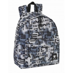 Day Pack Mochila Kelme Geo Grey