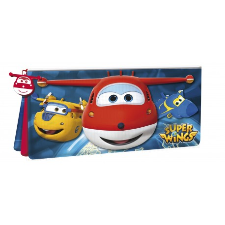 Super Wings Portatodo Triple