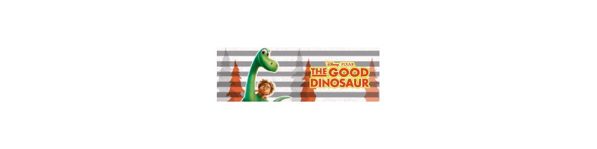 The Good Dinosaur Escolar
